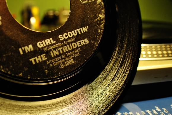 I'm Girl Scoutin' by The Intruders