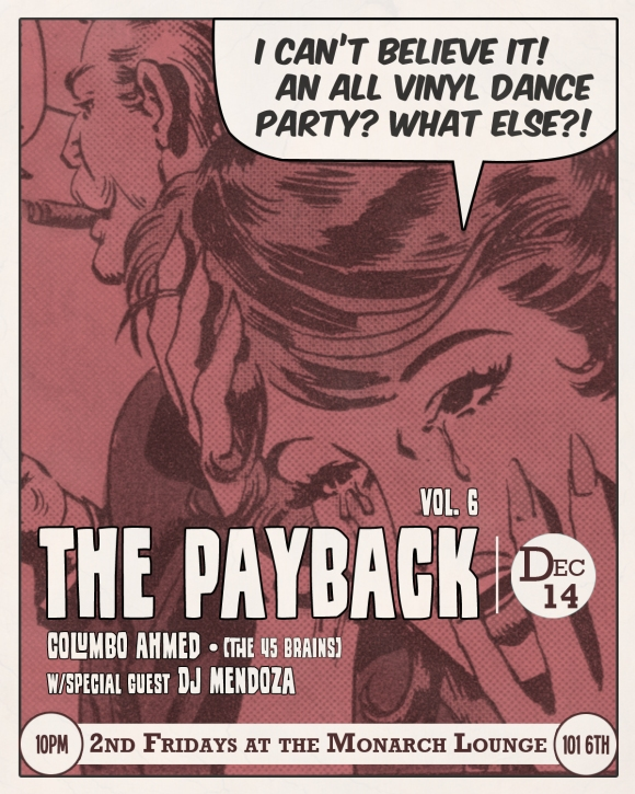 The Payback Vol 6